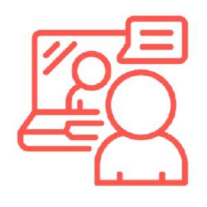 contacte online